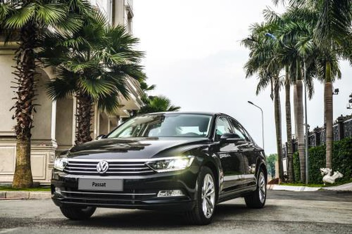 Volkswagen Việt Nam hỗ trợ 100% phí trước bạ cho khách hàng khi mua xe