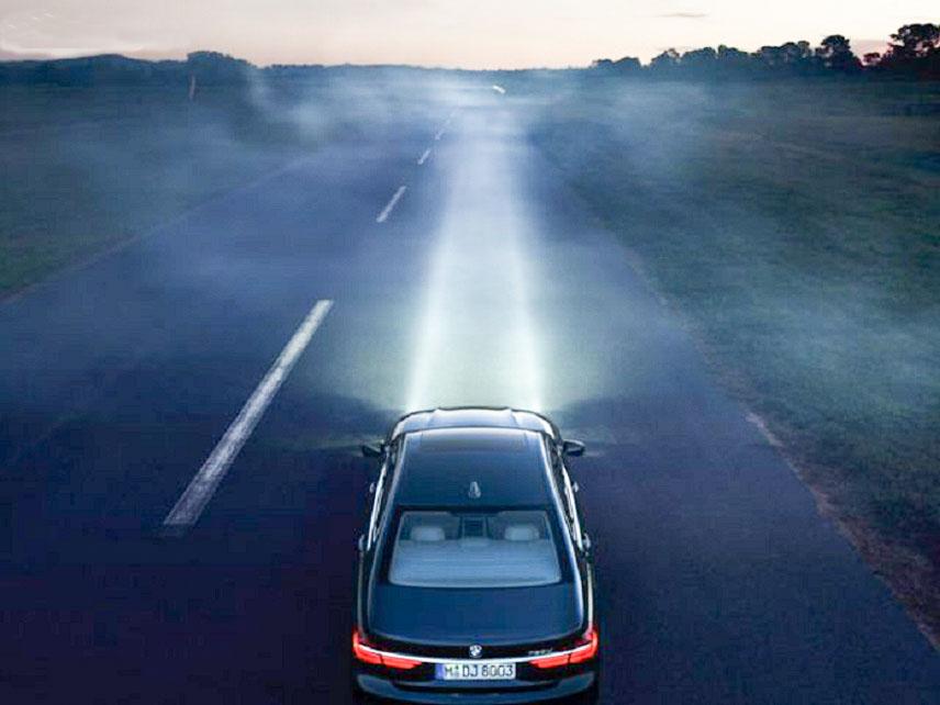 Cách chỉnh đèn pha ô tô bị lệch