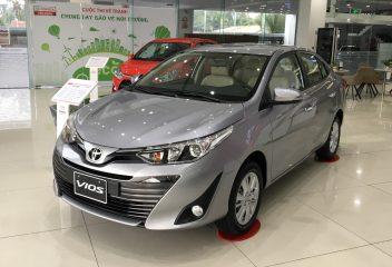 Có nên mua Toyota Vios cũ không?