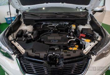 So sánh xe Hyundai Tucson 2020 vàSubaru Forester 2020 về động cơ