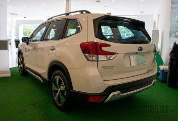Đuôi xe Subaru Forester