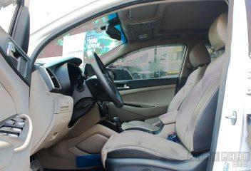 Ghế ngồi Hyundai Tucson