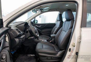 Ghế ngồi Subaru Forester 2020
