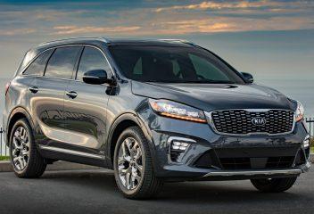 Cập nhật giá xe KIA Sorento mới nhất (Tháng 5/2020)