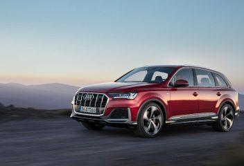 Cập nhật giá xe Audi Q7 mới nhất (Tháng 5/2020)