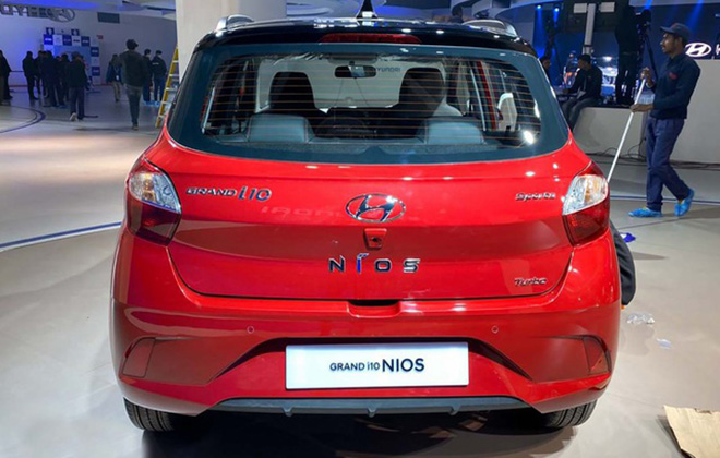 Hyundai Grand i10 trang bị động cơ Turbo, giá từ 245 triệu đồng
