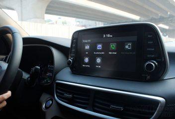 Màn hình Hyundai Tucson