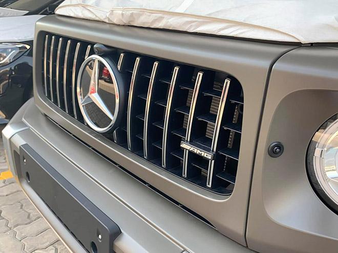 Mercedes-AMG G63 màu sơn đặc biệt