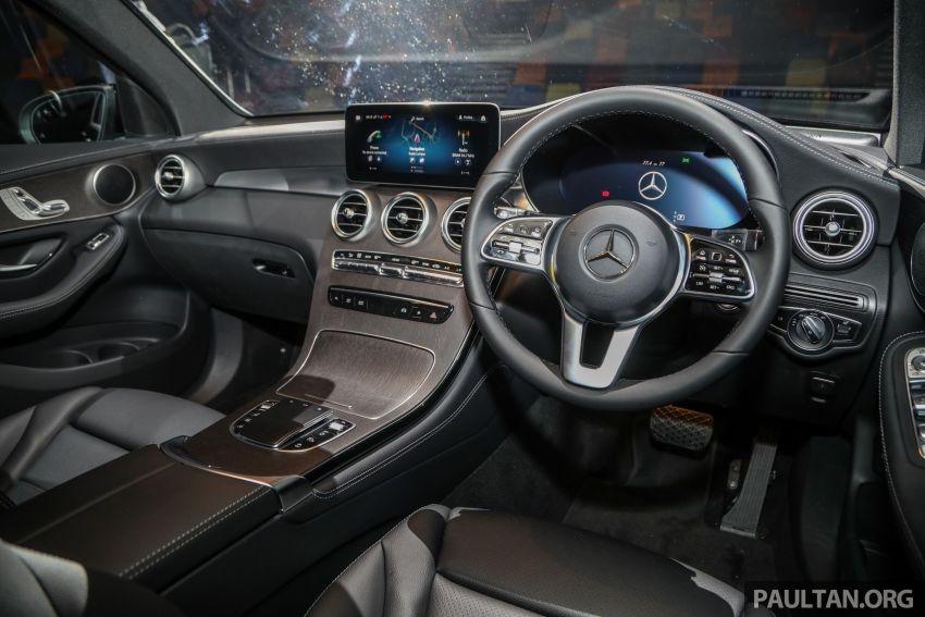 Mercedes GLC 200 phiên bản nâng cấp 2020 sẽ ra mắt khách hàng Việt vào tháng 2 này