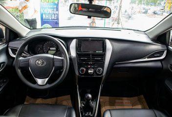 Nội thất Toyota Vios