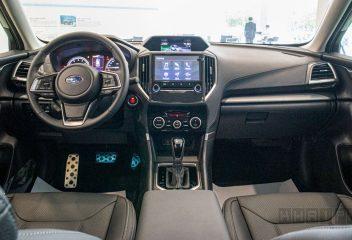 Nội thất Subaru Forester