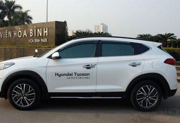 Thân xe Hyundai Tucson