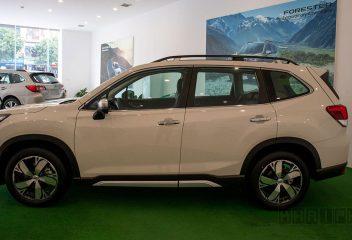 Thân xe Subaru Forester
