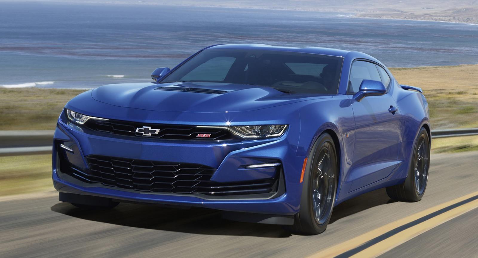 Chi tiết về mẫu xe cơ bắp Chevrolet Camaro 2021