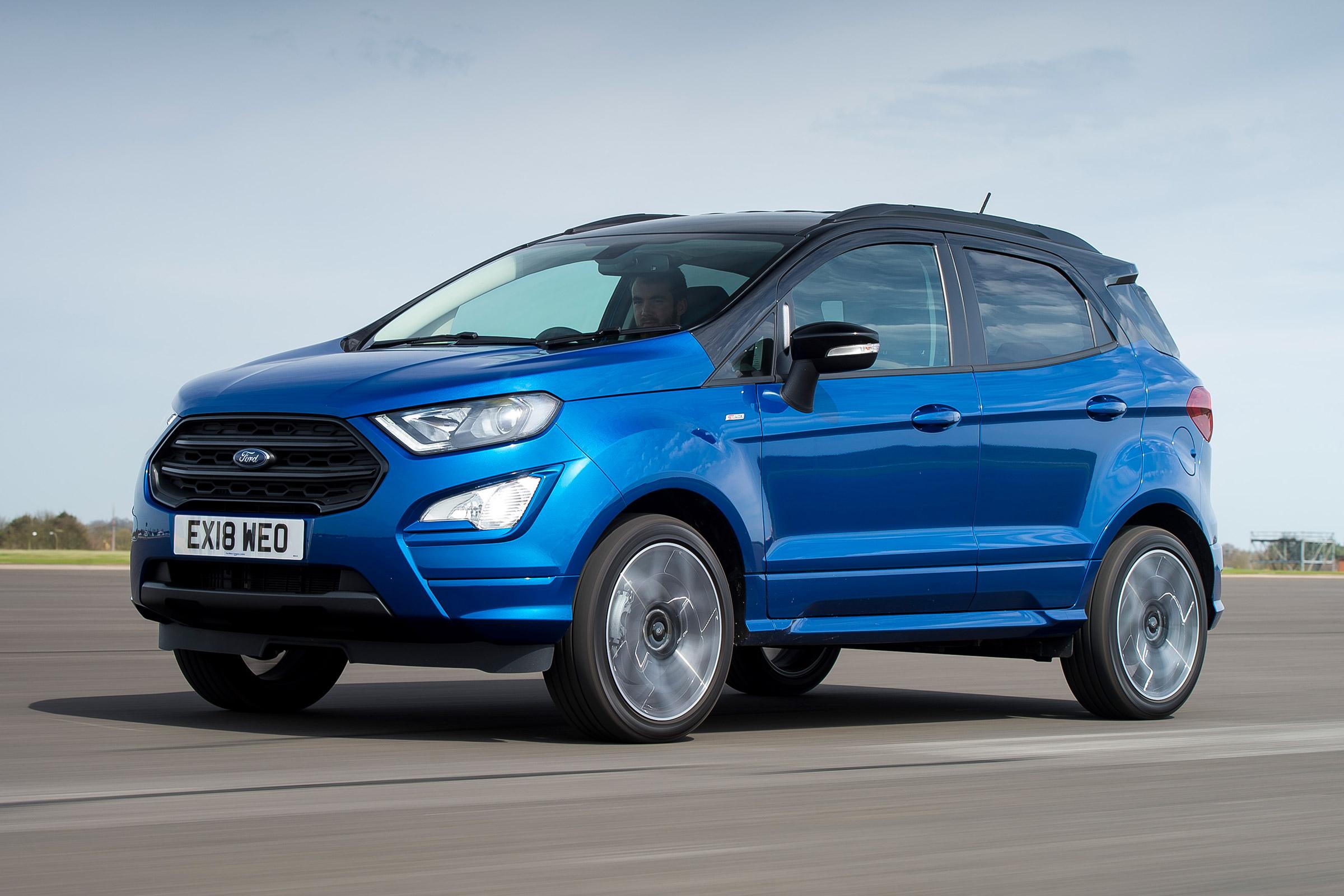 Có nên mua xe Ford Ecosport cũ không?