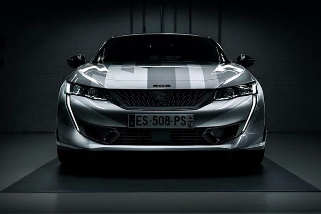Có thêm phiên bản hiệu năng cao trên Peugeot 508 thế hệ mới