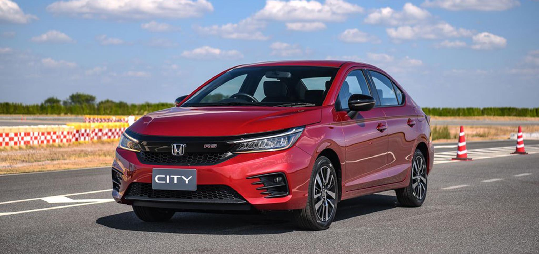Honda City giảm đến 40 triệu đồng kích cầu sức mua giữa mùa dịch