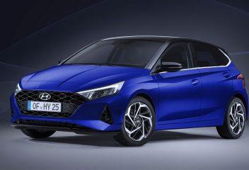 Hyundai i20 thế hệ mới với thiết kế đậm chất thể thao