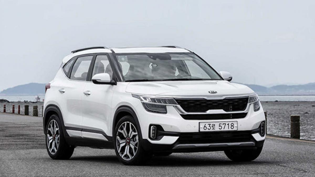 Kia Seltos đạt doanh số kỷ lục với hơn 15.000 xe bán ra trong tháng 1/2020