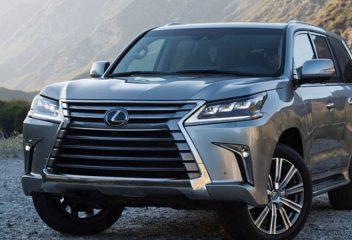 Lexus LX 2022 bổ sung hệ thống tăng áp kép trên động cơ V6 và V8