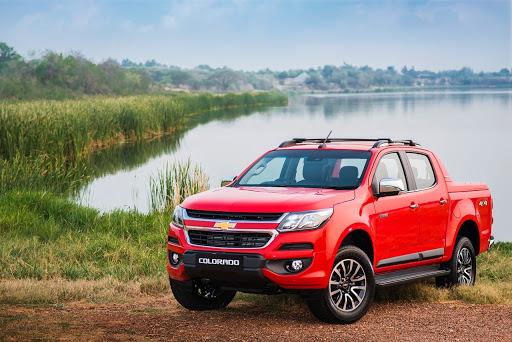 Mẫu bán tải Chevrolet Colorado giảm giá hơn 150 triệu đồng