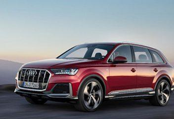 Ra mắt Audi Q7 bản nâng cấp với giá hơn 3,4 tỷ đồng