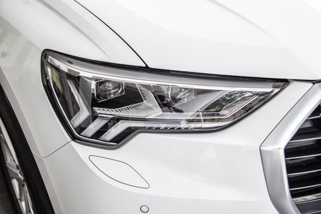 Chi tiết về Audi Q3 thế hệ mới tại Việt Nam