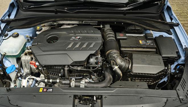 Hyundai Elantra N với nâng cấp về thiết kế và khả năng vận hành
