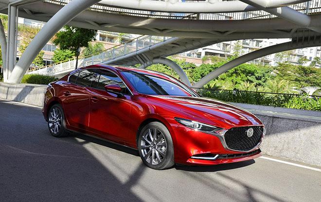 Mazda CX-8 và CX-5 giảm đến 150 triệu đồng 20-30/4
