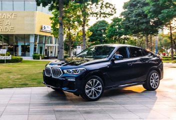 Soi chi tiết BMW X6 xDrive40i M Sport giá 4,829 tỷ đồng vừa ra mắt thị trường Việt