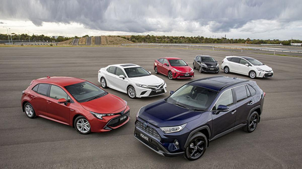 Toyota triệu hồi hơn 45.000 xe Camry, Corolla và Hilux do lỗi bơm nhiên liệu