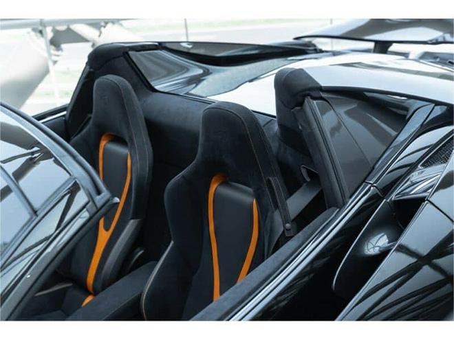 Siêu phẩm McLaren 720S Spider thứ 5 sắp có mặt tại Việt Nam