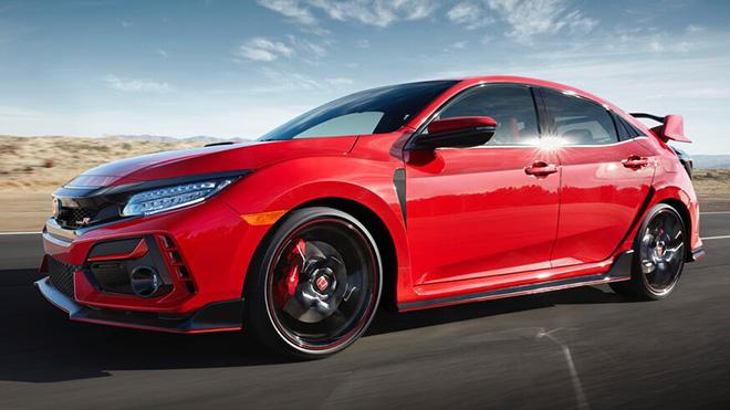 Honda Civic 2021 với loạt nâng cấp từ ngoại hình tới nội thất