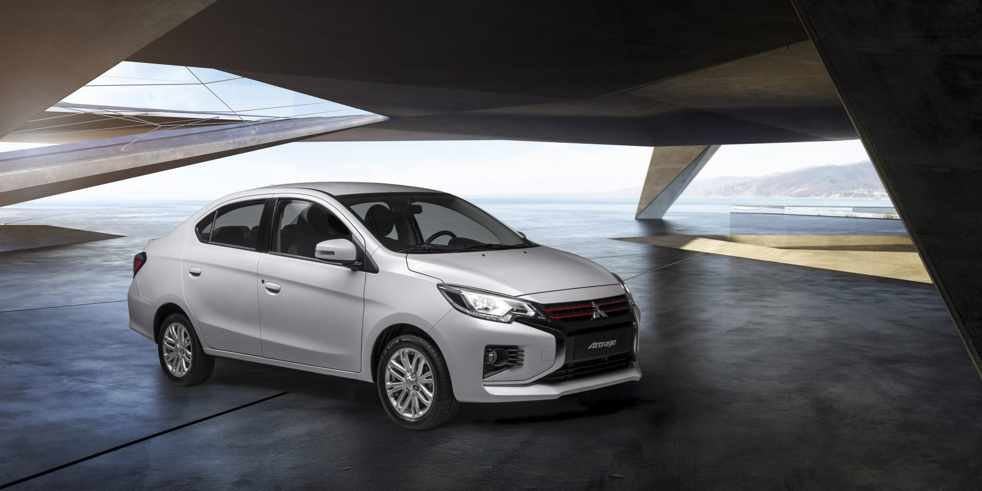 MitsubishiAttrage 2020