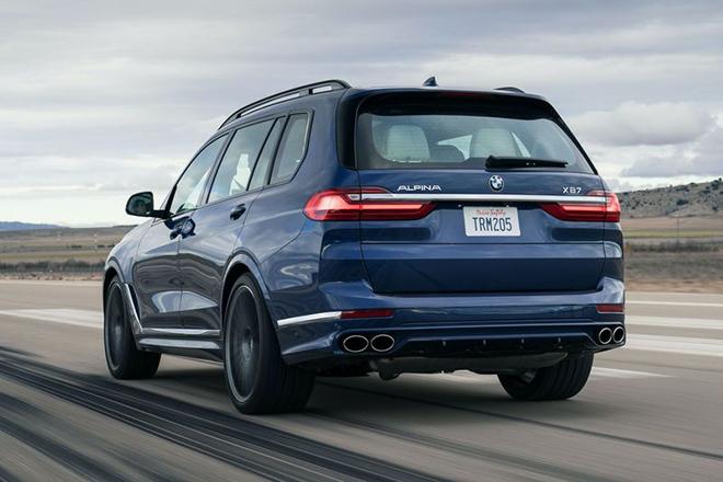 Siêu phẩm SUV BMW Alpina XB7 2021 ra mắt giá từ 141.300 USD
