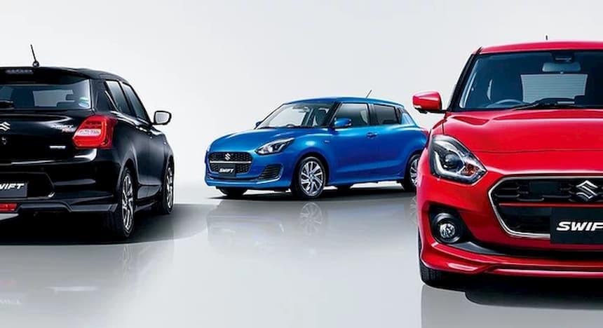 Suzuki Swift 2020 chính thức ra mắt, có giá từ 334 triệu đồng