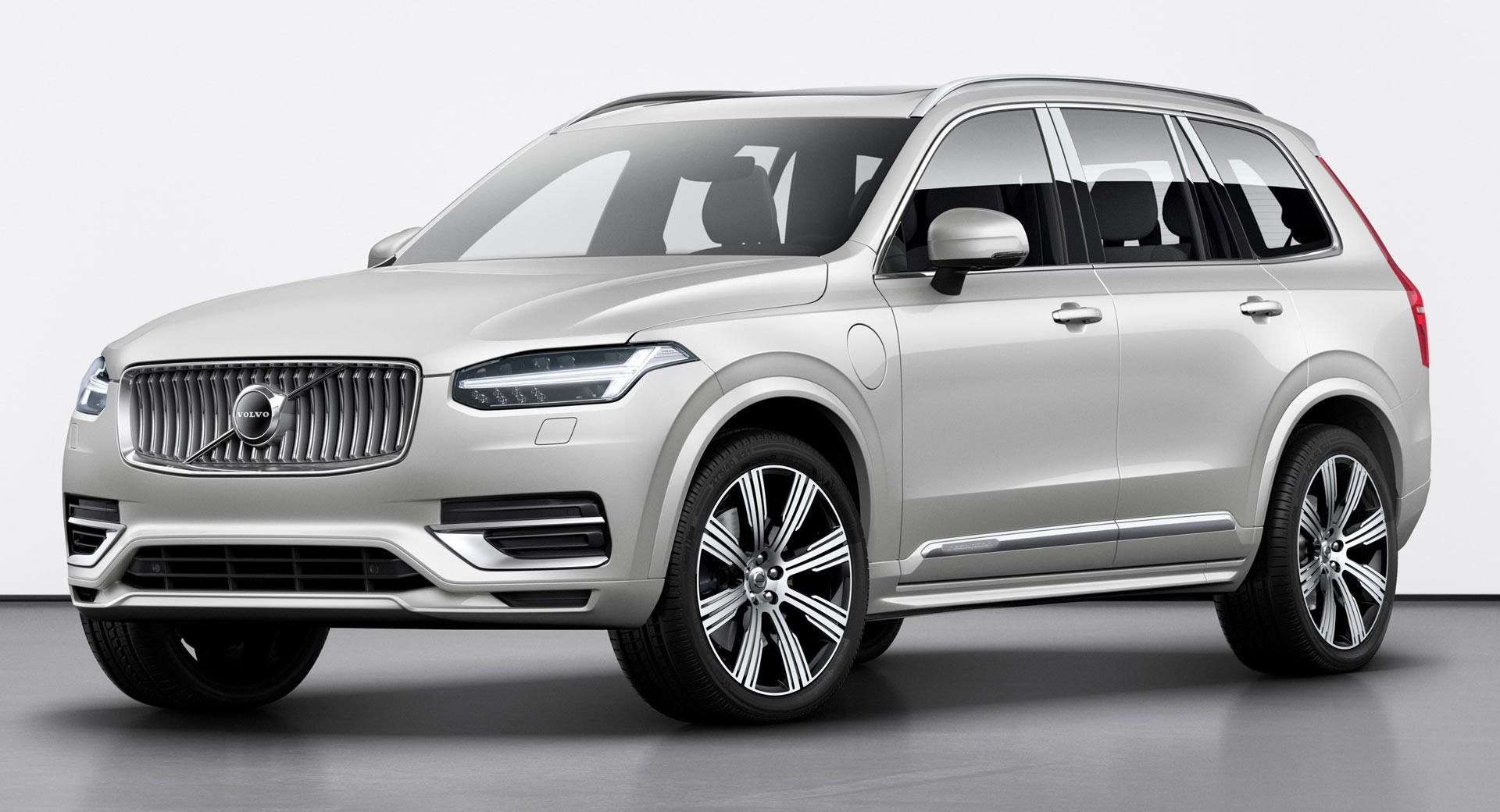 Volvo sắp ra mắt dòng xe sử dụng động cơ điện XC100